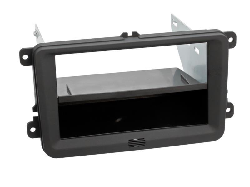 ACV 291320-30-1 RT 2-DIN RB mit Fach Seat / Skoda / VW schwarz