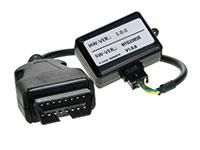 ACV 771190-1021 OBD-Rear Entertainment activator f. 1 AV Output Cable set +