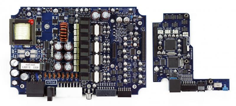 Audison AP8.9 bit 8-Kanal Verstärker mit integriertem Soundprozessor AP 8.9bit 8 CH AMPLIFIER WITH 9 CH DSP 8x65Watt