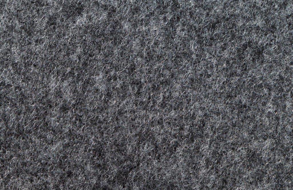 AUDIO SYSTEM Z-FLEECE GREY 007 Bezugsteppich silber grau 1,5m x 3m = 4,5 m²