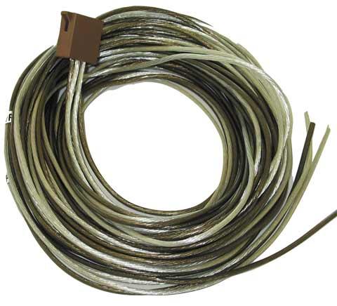 ZEALUM ZKISO-2  ISO-DIN Speaker-Kabel 6Mx2Chanel
