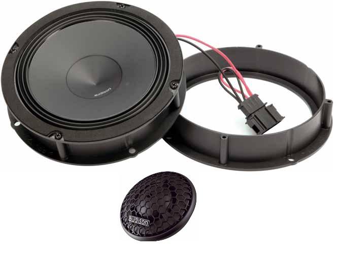 Audison APSP G6 Sound Pack für VW Golf VI Verstärker + Lautsprecher für Golf 6