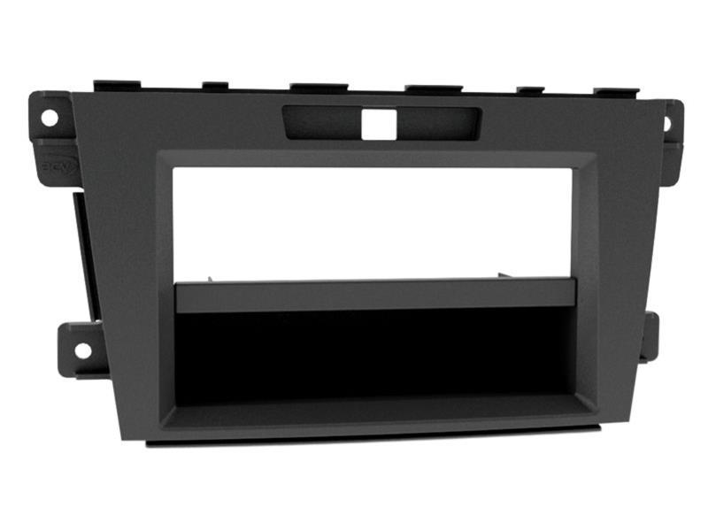 ACV 281170-08  2-DIN plaque de planche de bord avec poche Mazda CX 7 2009> noir