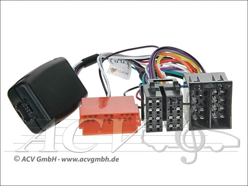 ACV 42-1444-700 Wheel Adapter Nissan Micra / Note -> Kenwood