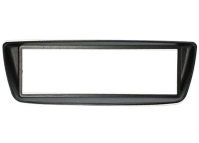 RTA 000.285-0 1- DIN Einbaurahmen, ABS schwarz CITROEN C1, PEUGEOT 107, TOYOTA Aygo alle Modelle/05 ->