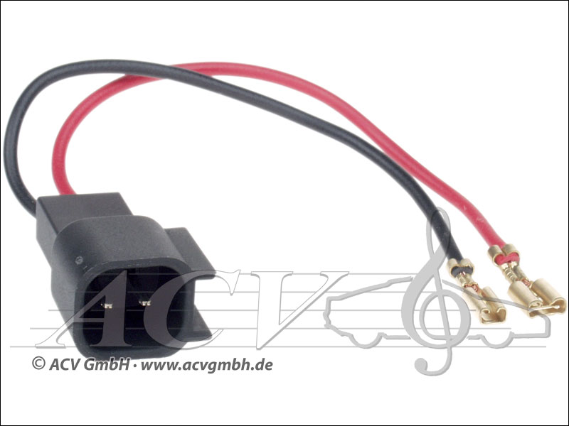 ACV 1327-01 Ford speaker adapter cable