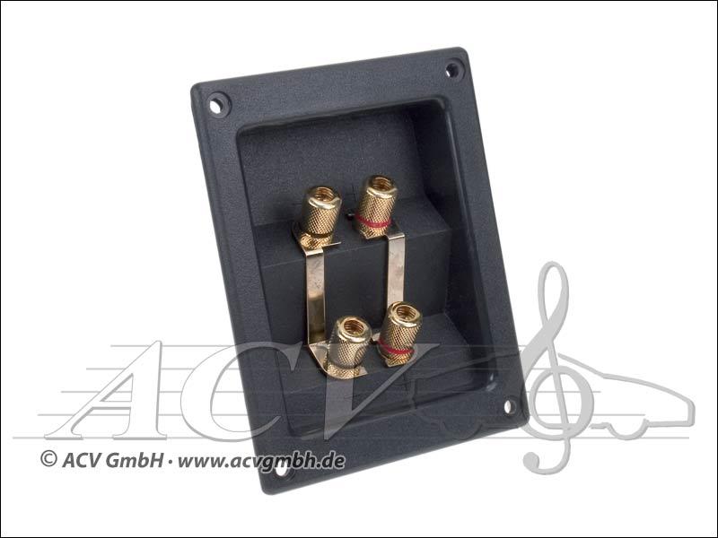 ACV 30.4060-01 Lautsprecherterminal