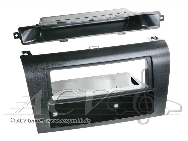 Radioblende Mazda 3 noire