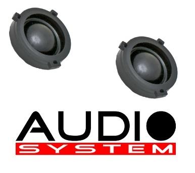 Audio System HS25 VW GOLF IV Hochtöner für Golf IV, P