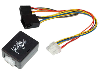 RTA 032.311-0 CAN bus interface with multimedia plug & play wiring harness