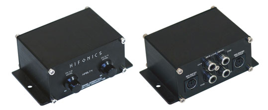 HIFONICS HF-BLT4 Balanced Line Transmitter