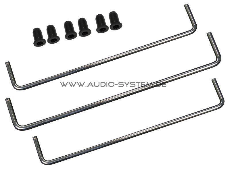 AUDIO SYSTEM GIES 10 6 mm Lautsprechergitter