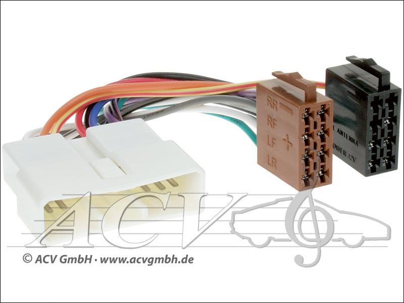 ACV 1130-02 Honda Radio cable
