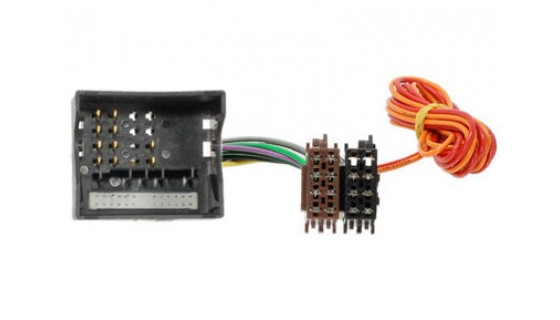 RTA 004.064-0 Adapterkabel ISO  - FAKRA, ISO-Fakra  Mercedes E, CLS