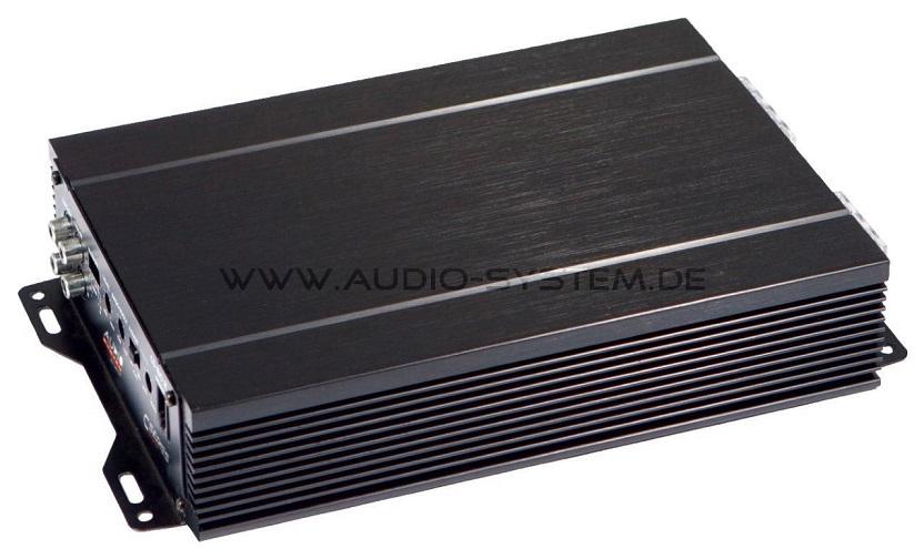 AUDIO SYSTEM CO 95.2 2 canaux de l'amplificateur haute puissance en classe AB opération CO-SERIES